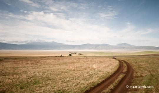 Exploring the Ngorogoro Crater Tanzania