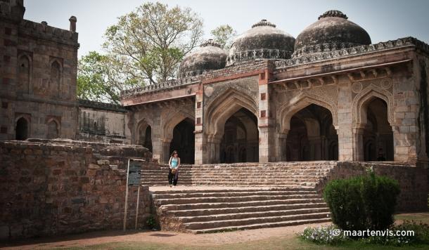 20090330 4856 610x356 - Lodi Gardens, New Delhi