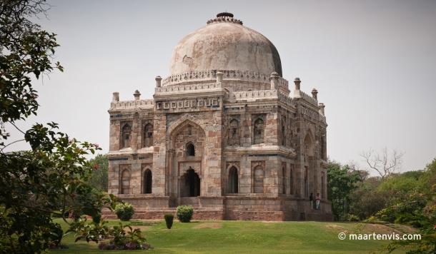 20090330 4861 610x356 - Lodi Gardens, New Delhi