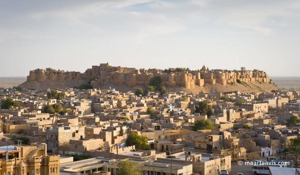 20100225 4061 610x356 - Golden City Jaisalmer