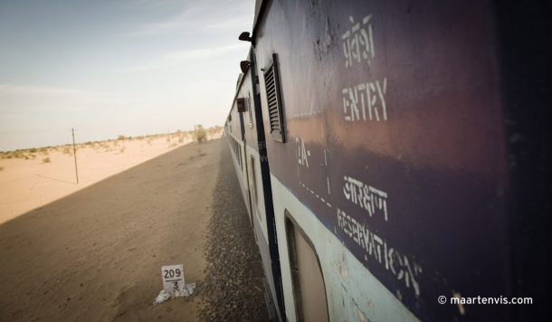 20100226 4095 610x356 - India by Train