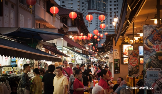 China Town To-Do-List Singapore