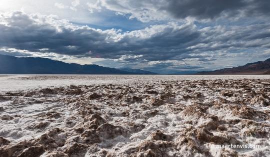 Death Valley #3: Badlands California United States