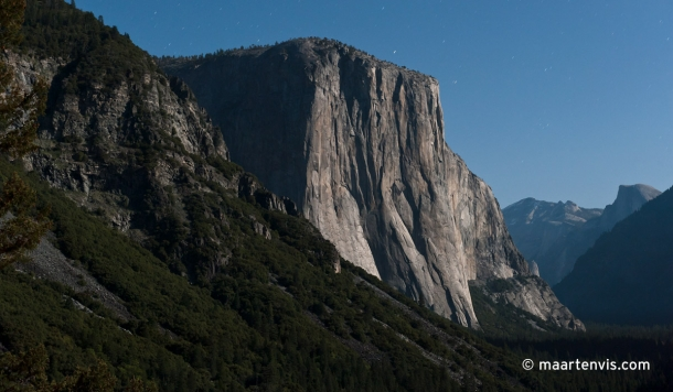 20120505 7268 2 610x356 - Yosemite At Night