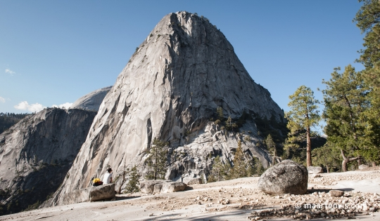...and Down the John Muir Trail California United States