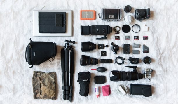 20120723 81471 610x356 - Heavy Packing: Photography Gear