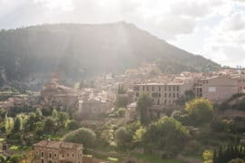 A Visit to Valldemossa Mallorca
