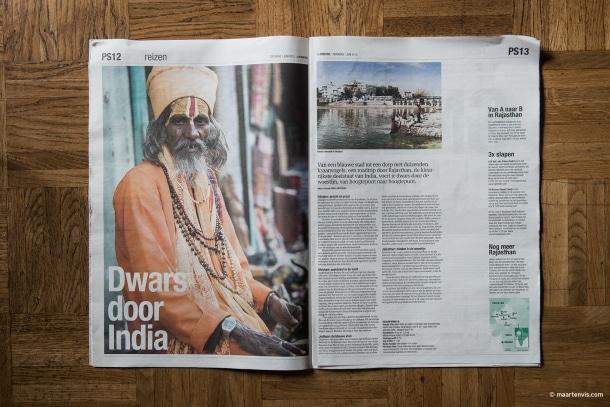 20130725 0914 610x407 - Rajasthan Publication in Het Parool