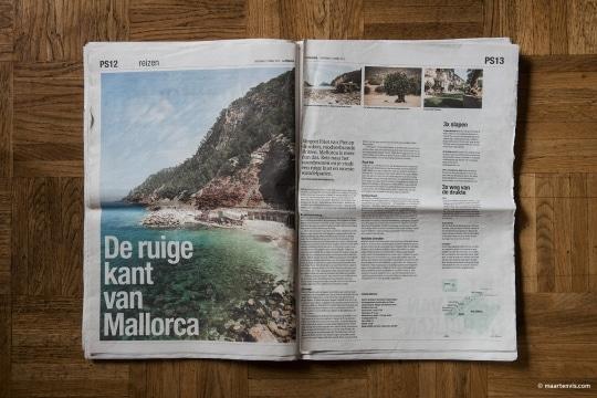 20130725 0919 540x360 - Mallorca Publication in Het Parool