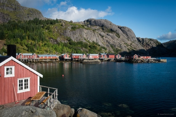 20130814 1269 610x407 - Time-travelling to Nusfjord