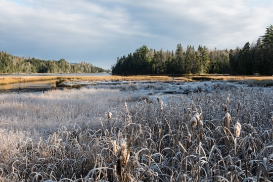 The Cabot Trail, Nova Scotia Canada