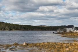 Nova Scotia South Coast Canada