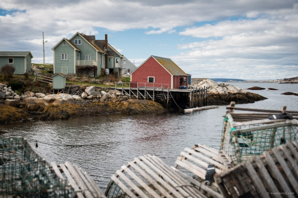 20131103 5834 610x407 - Peggy's Cove, Nova Scotia