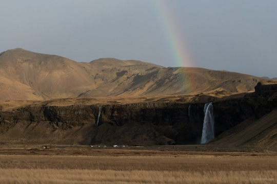 Chasing Rainbows And Waterfalls Iceland