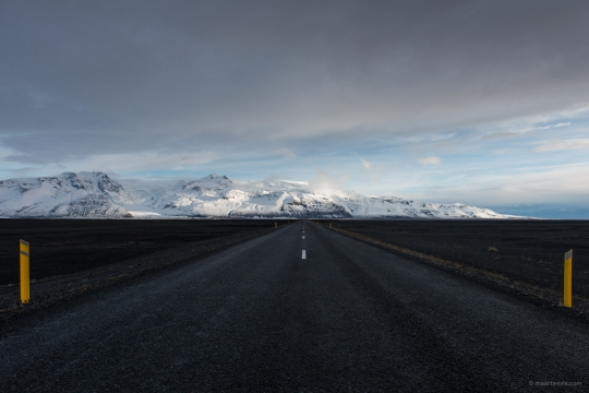 On The Southern Ring Road Iceland