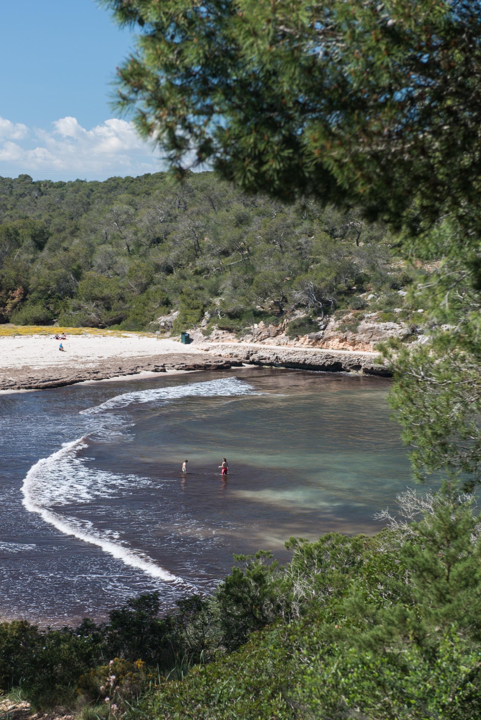 20140404 8419 - s' Amarrador beach in Mondragó NP