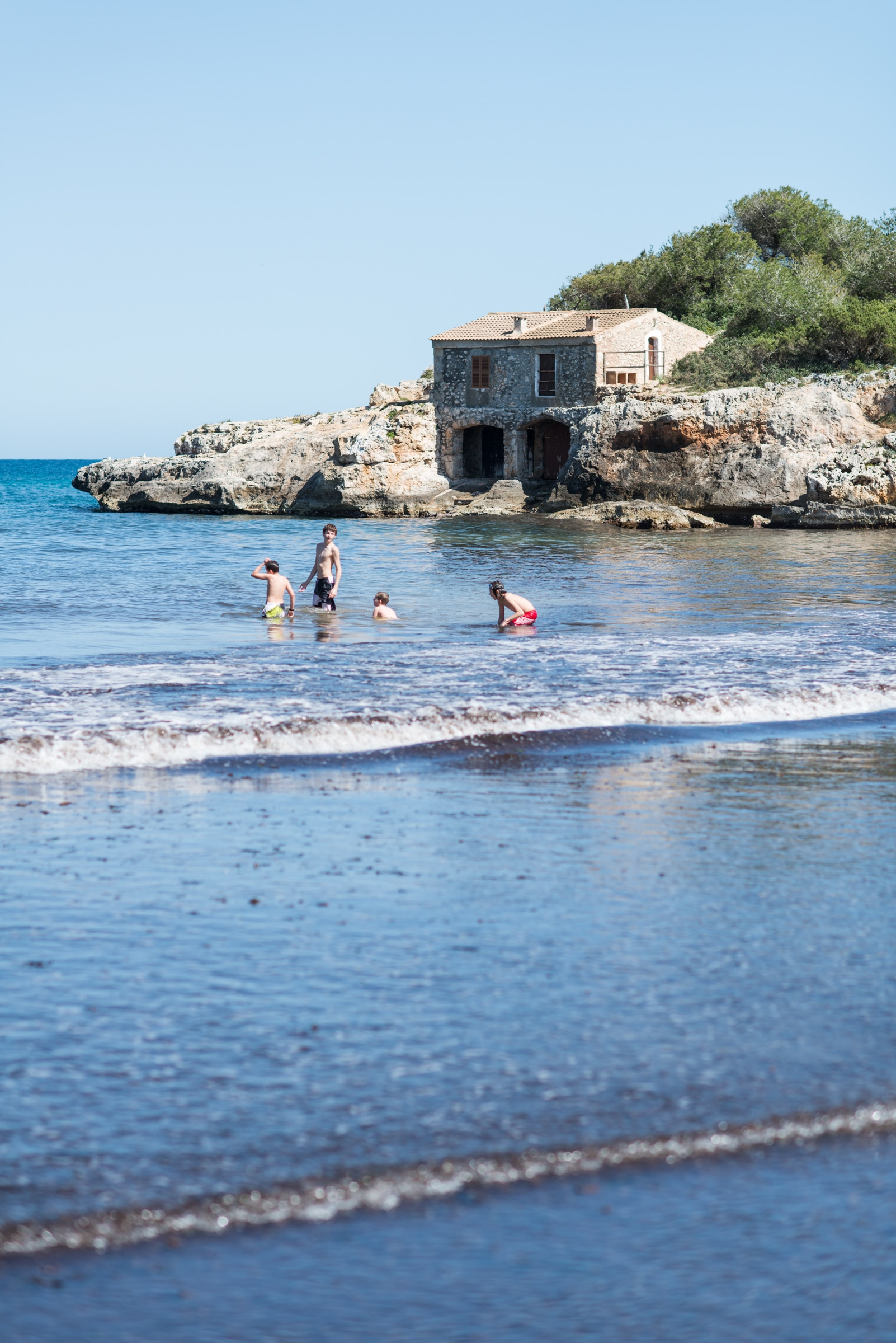 20140404 8431 - s' Amarrador beach in Mondragó NP