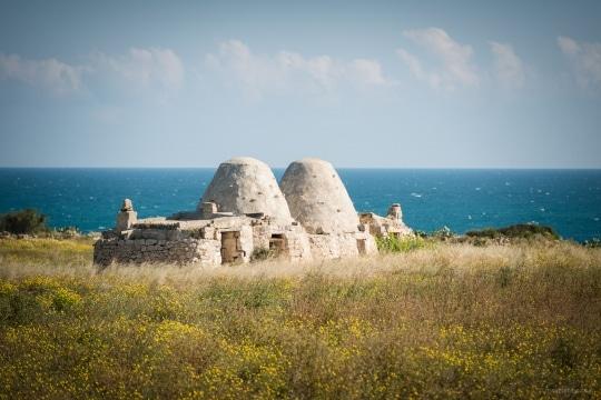 Puglia Coastal Drive Italy