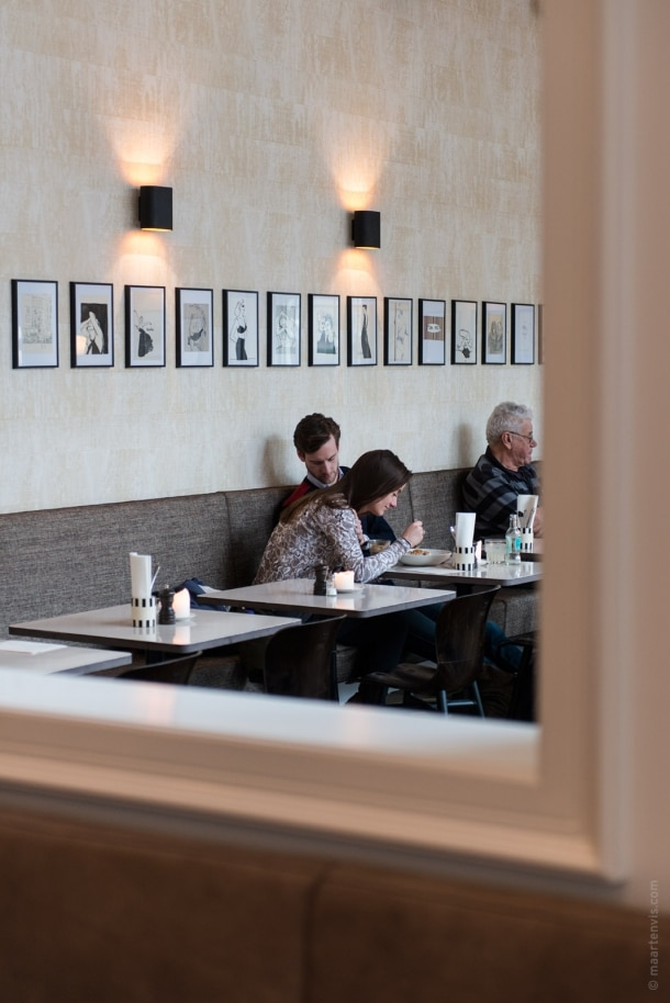 20150206 6202 610x914 - Lunch at Morgan & Mees