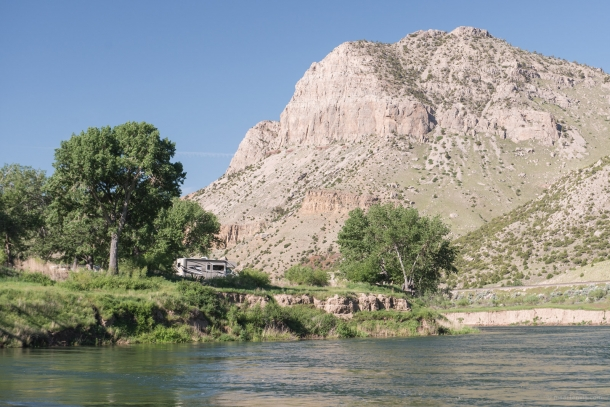 20150613 9295 610x407 - Camping in the Wind River Canyon
