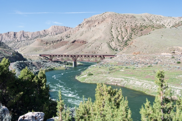 20150613 9304 610x407 - Camping in the Wind River Canyon