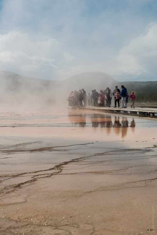 20150616 9645 610x914 - Yellowstone NP: Grand Prismatic Spring
