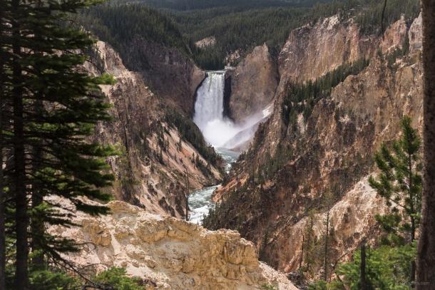20150616 98571 610x407 - Yellowstone NP: Hiking at Yellowstone Grand Canyon