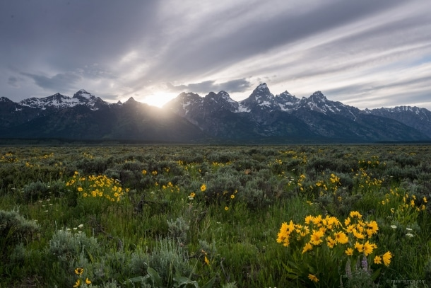 20150620 0497 610x407 - Teton Sunset on Mormon Row