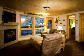 Rocky Mountain Cabin in Estes Park Colorado United States