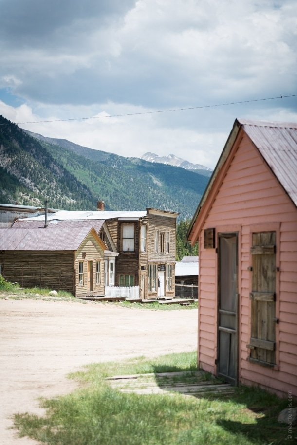 Ghost town st elmo colorado fish feathers travel blog for St elmo colorado cabins