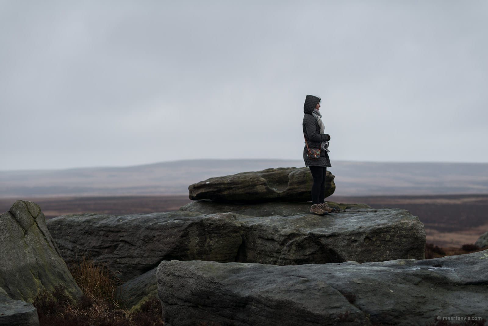 20160324 8151 - Hiking on the Moors with the Brontë sisters