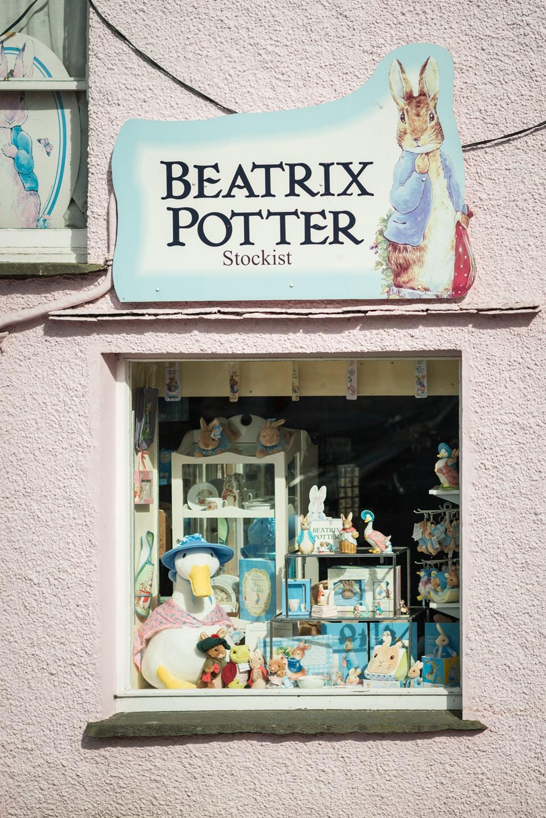 20160325 8299 - Beatrix Potter and Hill Top Farm