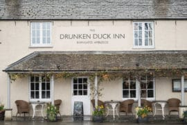 Drunken Duck Inn Cumbria United Kingdom