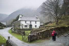 Beatrix Potter and Hill Top Farm Cumbria United Kingdom