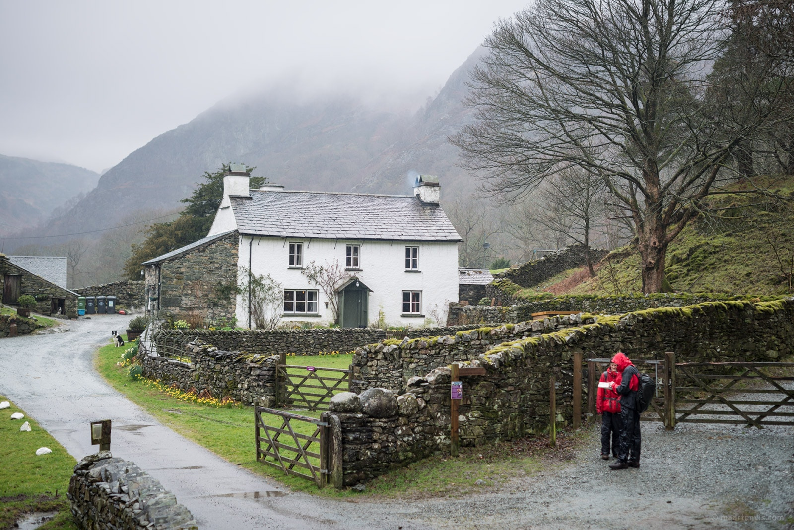 Beatrix Potter And Hill Top Farm Known For Peter Rabbit