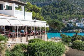 Na Caragola Restaurant, San Telmo Mallorca