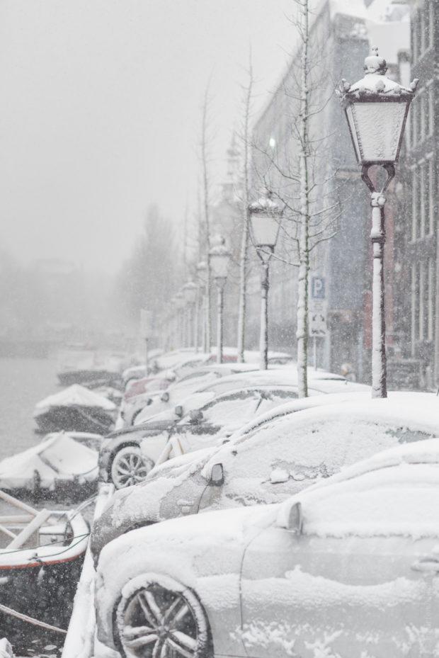 20171210 8936 620x929 - Snow in Amsterdam