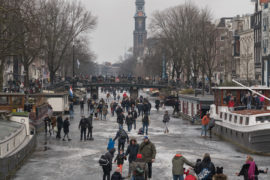 20180303 3642 270x180 - Ice Skating on the Amsterdam Canals