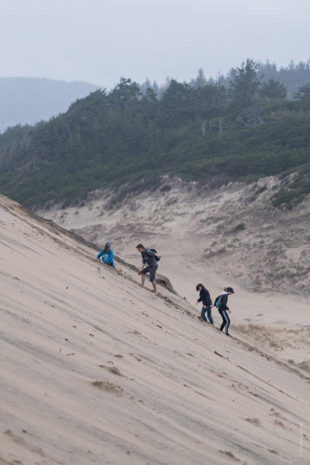 20180322 4835 620x930 - Climbing Cape Kiwanda