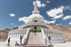 DSC 0073 280x185 - Stupefying Shanti Stupa