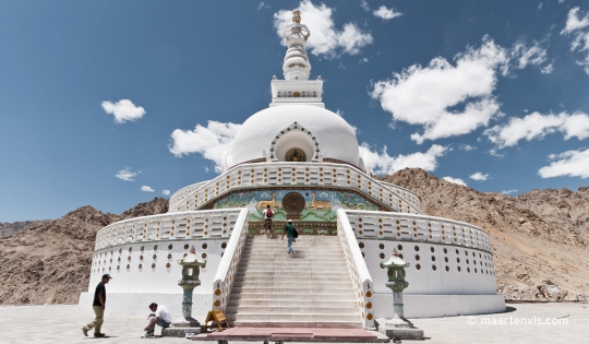 DSC 0073 540x315 - Stupefying Shanti Stupa