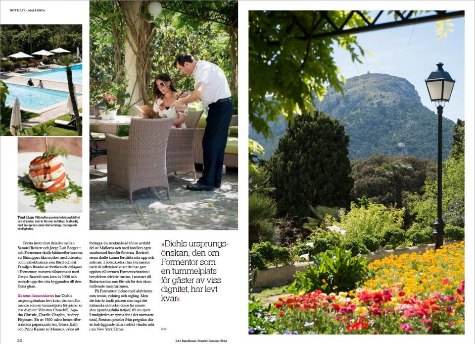 Mallorca 021 960x694 - Hotel Formentor in Traveler Magazine